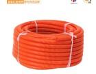 PVC电气波纹管 阻燃穿线管 家装PVC波纹软管 塑料波纹管