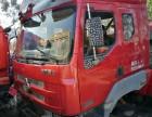 广州市天河区货车配件拆车件大量二手驾驶室低价出售