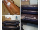 重庆沙发掉皮修复翻新