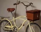 复古个性超好看女士自行车全新出售