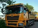 陕汽重卡德龙F3000自卸车司机自用车买到即可干活1年6万公里20万