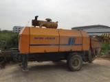 绍兴嵊州租赁混凝土输送泵车,销售回收二手泵车