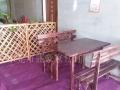 •厂家直销:火焰鹅餐厅桌椅,醉鹅餐厅桌椅,农庄桌椅各类尺寸