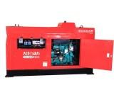 惬意双工位500A柴油发电电焊机