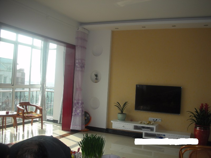 岳塘 馨钢花园精装修跃层复式房4室 3厅 240平米 出售馨钢花园