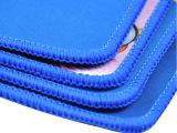 橡胶彩色鼠标垫订做  广告创意鼠标垫300张定做 布艺包边边