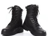 沙漠靴战术靴陆战靴作战靴男特种兵牛皮靴登山鞋子训练靴子真皮靴