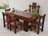 老船木家具,茶台,牌匾,艺术装修