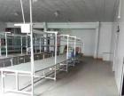沙井共和楼上1600平带装修无需转让费厂房招租