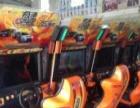 庆阳 动漫城游戏机回收跳舞机赛车电玩城整场设备回收