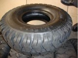 正品叉车充气轮胎650-10叉子车轮胎港口车轮胎朝阳轮胎