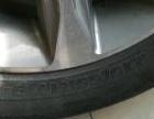 四条17寸原车原厂轮毂轮胎