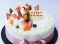 生日蛋糕同城送上门新鲜现做榴莲蛋糕祝寿蛋糕婚礼蛋糕