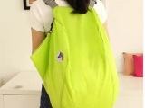 韩版双肩包 iconic多功能变换可折叠双肩背包旅行收纳单肩包