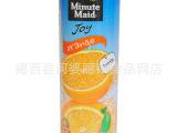 韩国美汁源橙汁饮料