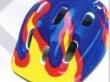 卖 【小额批发】轮滑专用头盔 滑板单车头盔 运动头盔