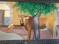 墙体彩绘,墙绘,文化墙,家庭背景墙,儿童房,学校