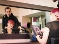 魔发镜智能AR美发系统魔发科技出品3D发型微定制