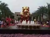 无锡金狮展览金狮展览巡游