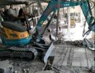 上海浦东一米宽小挖机出租 小挖机出租公司