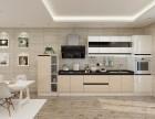 开放式厨房一字型橱柜吊柜餐边柜组合整体橱柜五一特价定制