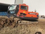 优选二手小挖机厂家小型履带挖机二手玉柴85挖机