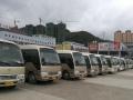 贵州旅游用车包车 自由行用车服务 商务车 考斯特