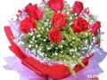 城关区实体鲜花店始终坚持送花上门业务网上选购方便快