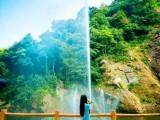 河南合盛景區牛角號大喇叭戶外高音吶喊噴泉游藝娛樂項目