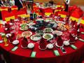 广州增城年会聚餐包办,酒席一条龙上门配送服务