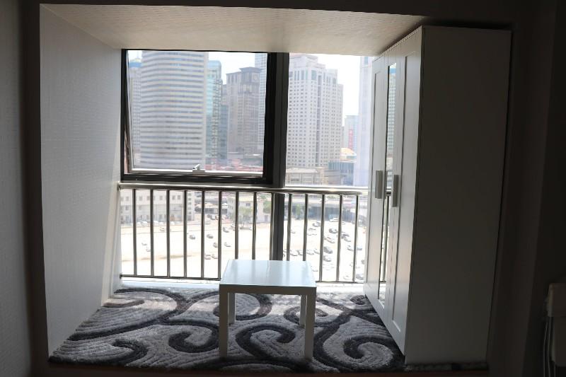港湾广场 中海海港城 1室 40平米 首次出租中海海港城