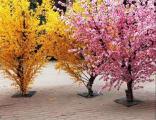 潍坊仿真树樱花树