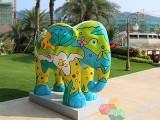 杜克实业提供玻璃钢雕塑景观雕塑商场雕塑摆件定制