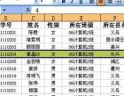 中山市东凤镇哪里学电脑 办公软件到东翔电脑培训