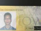 美国爱荷华大学大三留学生,暑假小初高英语+数学辅导