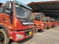 转让 货车 其他品牌 福田瑞沃前四后四和单桥自卸车