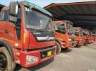 转让 货车 其他品牌 福田瑞沃前四后四和单桥自卸车2年3.2万公里5万