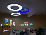 LED发光字 定制LED灯具 背景墙造型 灯具生产批发