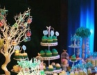 婚礼蛋糕 婚礼甜品台 宝宝宴 翻糖蛋糕 求婚蛋糕