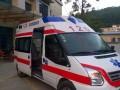 香港籍重症病人在广州佛山珠海转运回港的香港救护车出租