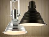 loft复古工业吊灯 餐厅灯具美式乡村过道楼梯咖啡厅酒吧铁艺灯饰