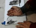 广州特色民间艺术指掌画表演