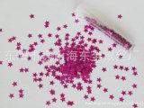 热销推荐东阳金葱粉 PVC亮片 紫红色金葱粉