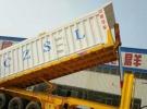 直销泉州半挂车以旧换新,轻皮13米高栏,8米5半挂后翻自卸车4年15.9万公里5.3万