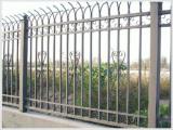 铁艺围墙护栏  围墙栏杆  围墙锌钢护栏