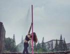 温江成人舞蹈培训学校 聚星零基础钢管舞培训学校