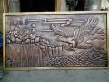 北京铸铜厂 北京铸铜浮雕北京铜浮雕壁画厂家