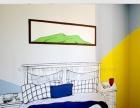 格调彩绘艺术中心:家装墙体/商业墙体彩绘,软装配饰