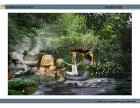 休息山庄景观设计,佛山别墅景观设计