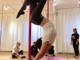 安康成人零基础钢管舞健身美体减肥塑型